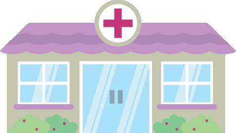 illustration of a nursing home