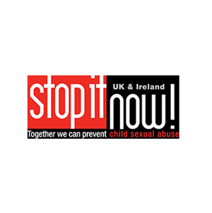 Stop it now! logo
