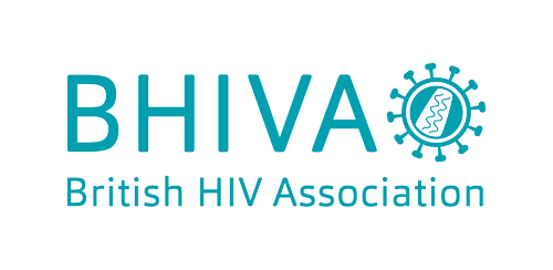 British HIV association logo