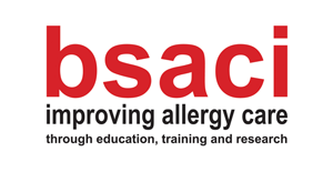 British Society for Allergy and Clinical Immunology (BSACI) logo