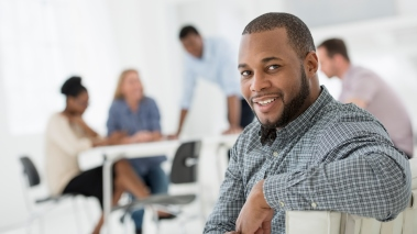 Healthy workplaces make for happy and effective employees
