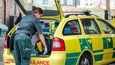 Single paramedic responder