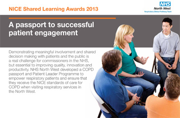 A passport to successful patient engagement poster