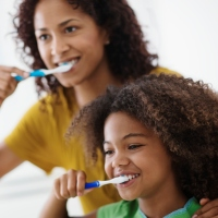 Schools should help children learn how to brush their teeth